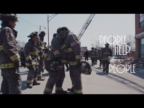Chicago Fire Tribute [S4] - People help the people