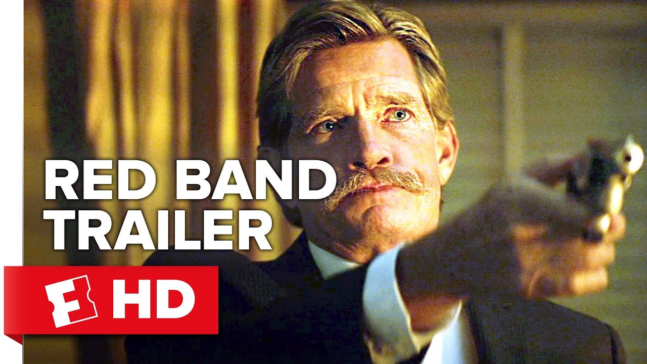 (NSFW Trailer) Two's Company Three's a Nightmare for Thomas Haden Church & Christina Applegate in 'Crash Pad' with Domhnall Gleeson
