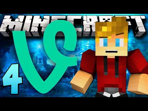 Minecraft Captive 3.0 Rise of Atlantis Mini-Series! Ep. 4 - Newest Vinestars! w/Vik & Alia
