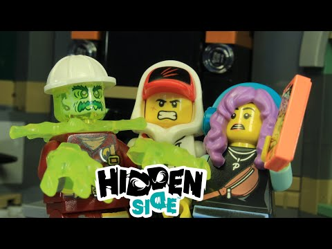 LEGO Hidden Side | The Series | Episode 12!