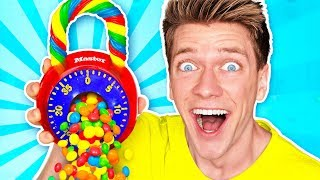 Video Making School Supplies out of Candy! Learn How To Diy Back To School Edible Food Challenge Prank MP3, 3GP, MP4, WEBM, AVI, FLV Maret 2019