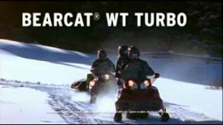 3. 2008 Arctic Cat Bearcat Snowmobiles
