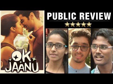 OK JAANU Public Review | Aditya Roy Kapur | Shradd
