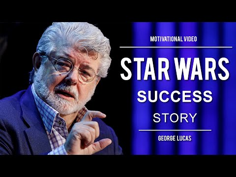 George Lucas Inspirational Speech – Creator of Star Wars
