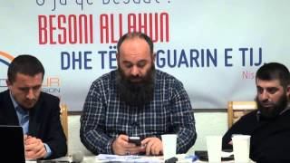 Përshëndetje për tre hoxhallarët - Bekir Halimi, Ahmed Kalaja, Enes Goga