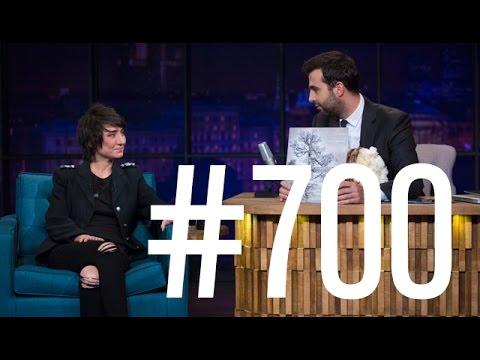 Вечерний Ургант - Земфира. 700 выпуск от14.10.2016