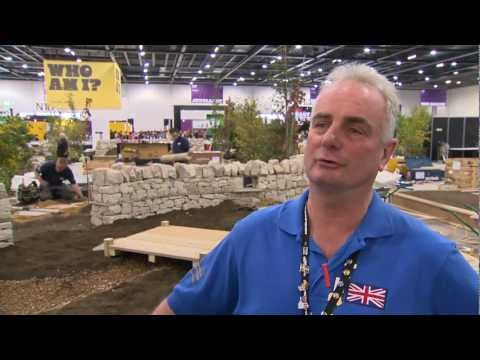 Harry Turner, Landscape Gardening Expert, talks about WorldSkills and Brathay