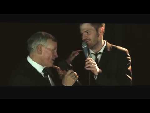 Michael Buble Meets Sinatra TRIBUTE   You Make Me Feel So Young