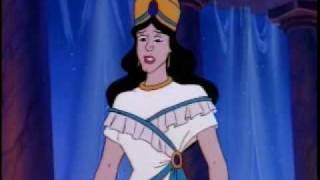 Animated Bible Story Of Esther On DVD