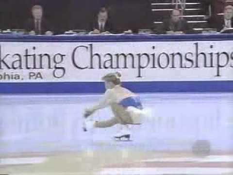 Tara Lipinski 1998 US Nationals SP