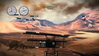 Sky Gamblers: Rise of Glory YouTube video