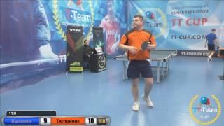 Лысенко А. vs Тютюнник А.