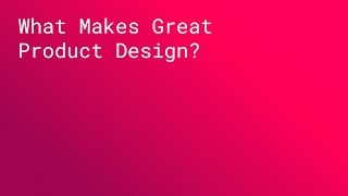 SPAN NYC 2015 – Les ingrédients d'un bon design de produit