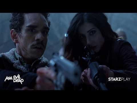 Ash Vs Evil Dead | Season 1 | Episode 9 | Bound In Flesh | STARZ PLAY