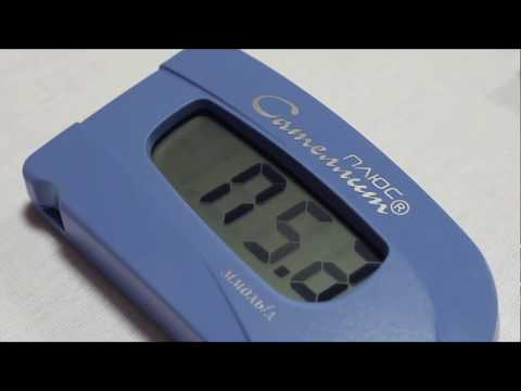 Youtube-видео: Глюкометр Сателлит Плюс ПКГ-02.4