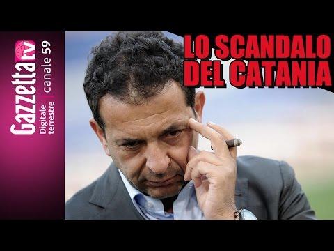 l'arresto di pulvirenti, il presidente del catania calcio!!