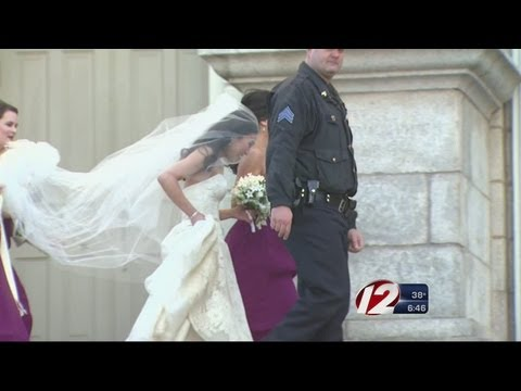 Pell and Kwan Marry in Providence