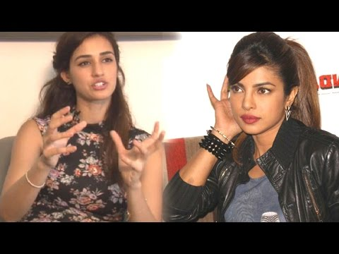 Disha Patani Shares How Priyanka Chopra Is Inspira