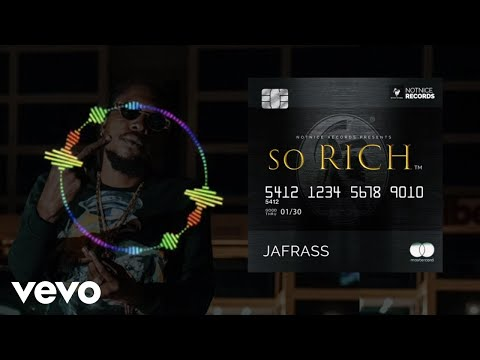 Jafrass - So Rich (Official Audio)