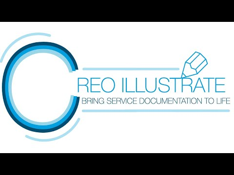 Bring Service Documentation to Life with Creo Illustrate