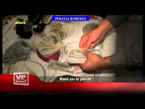 Bani cu iz penal
