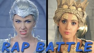 Video FREYA vs RAVENNA: Princess Rap Battle (Laura Marano, Derek Theler, Whitney Avalon) MP3, 3GP, MP4, WEBM, AVI, FLV Juli 2018