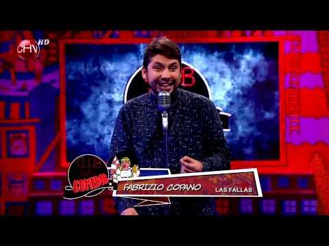 Fabrizio Copano – Las Fallas –  El Club de la Comedia 2014