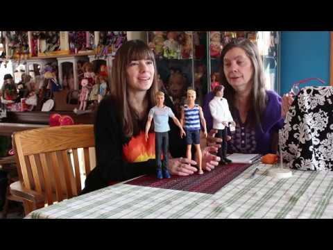 The Reluctant Reviewer and Kewpie83 show you some Kens! Barbie Dreamhouse Adventures Kens and others
