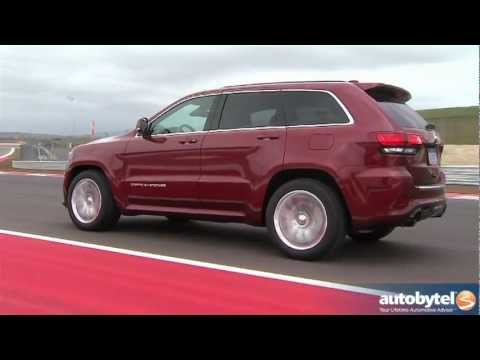 2014 Jeep Grand Cherokee SRT Overview With Chief Engineer Dave Cotrell