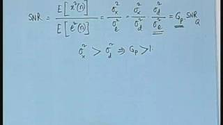 Lecture - 7 Differential Quantization