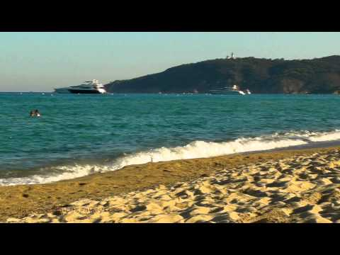Saint Tropez - Pampelone Beach Summerday - Hdtv