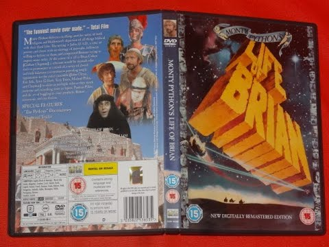 Opening to Monty Python's Life of Brian (film 1979)(DVD UK)