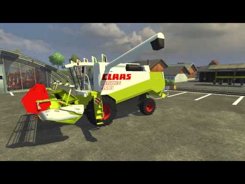 Claas Lexion 420 And C540  2.1