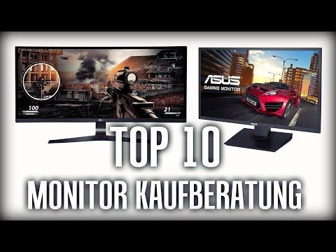 MONITOR KAUFEMPFEHLUNG - Dein perfekter Monitor?