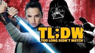 Video Every Star Wars Movie Explained before The Last Jedi (Cram It!) MP3, 3GP, MP4, WEBM, AVI, FLV Desember 2017