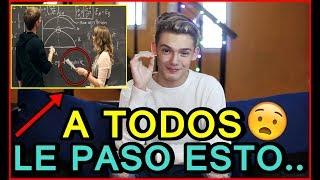 En el vídeo de hoy les cuento 15 COSAS QUE SEGURO TE PASARON EN EL COLEGIO o por lo menos a mi, no era muy buen...