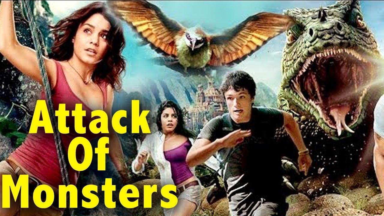 Attack Of Monsters   Hollywood Movie   Dubbed In Hindi   Nobuhiro Kajima,Miyuki Akiyama