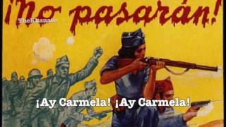 """Video İspanyol Komünist Şarkısı: """"¡Ay Carmela!"""" (Türkçe Altyazılı) MP3, 3GP, MP4, WEBM, AVI, FLV Desember 2017"""