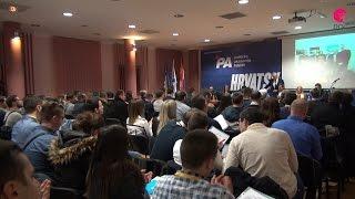 Izabran 21 član Gradskog odbora Mladeži HDZ-a BiH Mostar