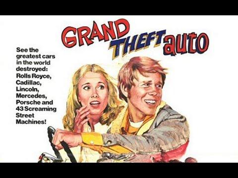 Grand Theft Auto (1977)---Full Movie--- (видео)