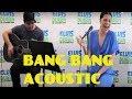 Jessie J - Bang Bang ''LIVE/ACOUSTIC'' (Subtitulado en español)