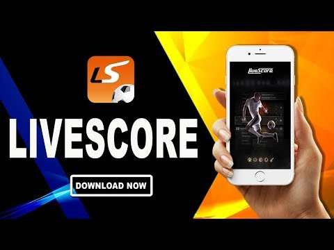 LiveScore: Live Sport Updates By LiveScore Ltd. | Promo Video | Play Store
