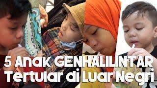 Video 5 ANAK GENHALILINTAR TERTULAR & TEPAR KETIKA SAFAR DI LUAR MP3, 3GP, MP4, WEBM, AVI, FLV Desember 2017