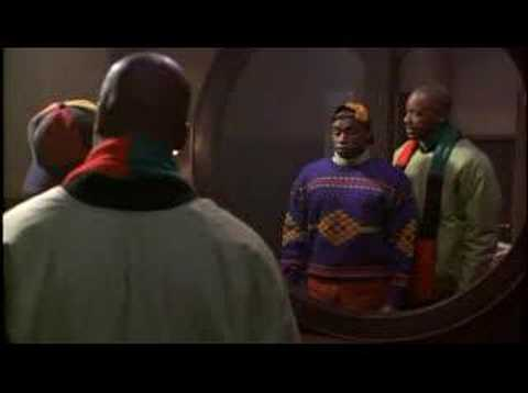 Cool Runnings Bar Fight