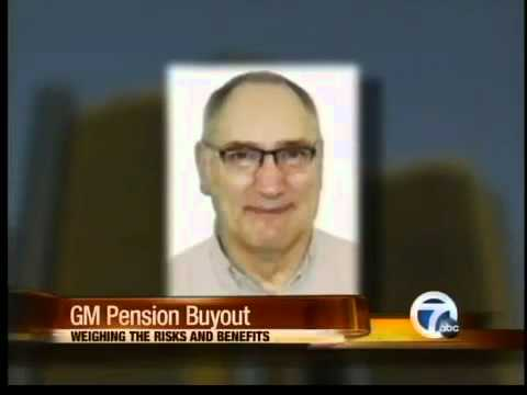 GM retiree pension buyouts