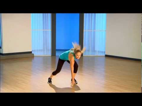 10-Minute Cardio Quickie Workout With Jessica Smith