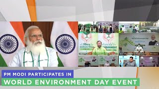 PM Modi Launched Ambitious E-100 Pilot Project For Ethanol Distribution: World Environment Day