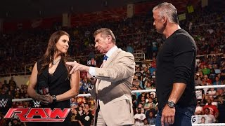 Nonton Mr. McMahon reveals the Commissioners of Raw and SmackDown Live: Raw, July 11, 2016 Film Subtitle Indonesia Streaming Movie Download