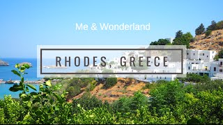 Rhodes Greece  city photos gallery : THE BEST of Rhodos, Greece 2015