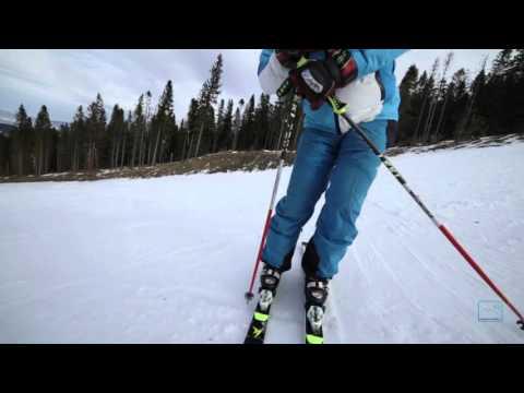 Technika lyžovania: Časť 3 - Traverz, prívratný oblúk